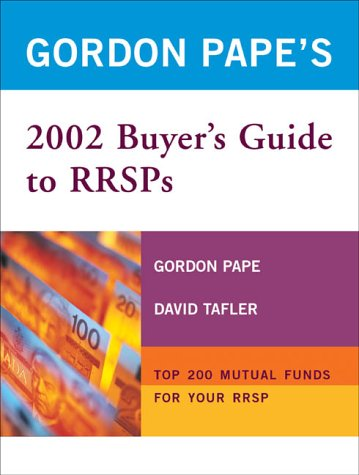 9780130621245: Gordon Pape's Buyer's Guide to Rrsps