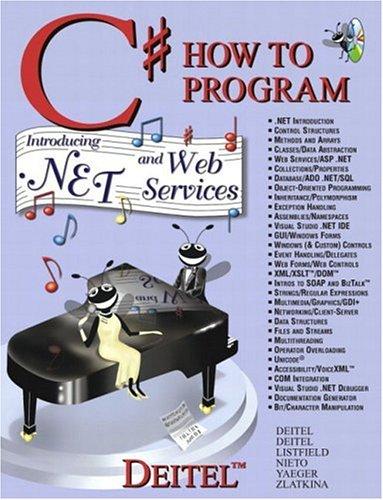 9780130622211: C# How to Program