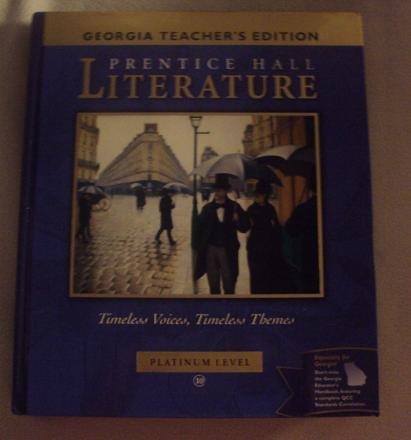 9780130624642: Literature TE