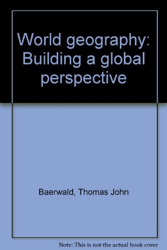 9780130624970: World Geography: Building a Global Perspective, Teacher's Edition