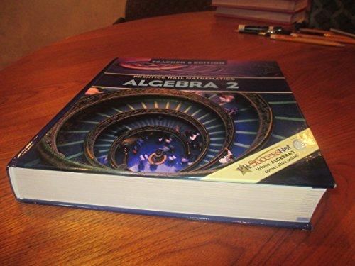 9780130625694: Algebra 2 Teacher's Edition