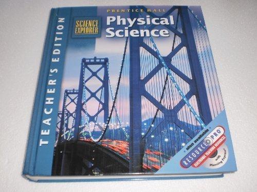 Prentice Hall Physical Science Science Explorer Teacher: Padilla