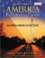 9780130629432: Teaching Resources (Modern American History) (Prentice Hall America Pathways to the Present)