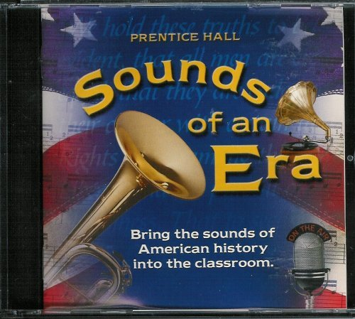 9780130629647: Sounds of an Era Audio CD ROM 2003c