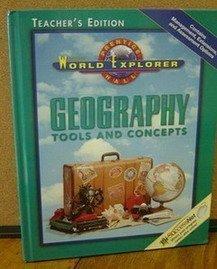 Prentice Hall World Explorer Geography Tools Concepts: XXX