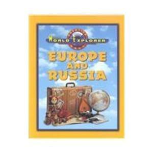 9780130629814: WORLD EXPLORER EUROPE AND RUSSIA 3 EDITION STUDENT EDITION 2003C (Prentice Hall World Explorer)