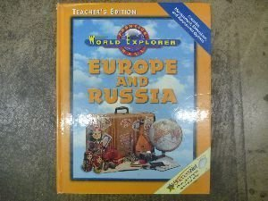 9780130629821: Prentice Hall World Explorer Europe Russia Teacher Edition 2003 Isbn 0130629820