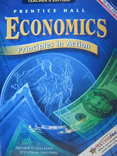 9780130630872: Economics : Principles in Action