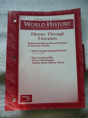 World History-Connections To Today: Geography And History With Answer Key
