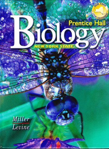 9780130631633: Prentice Hall Biology: New York Edition
