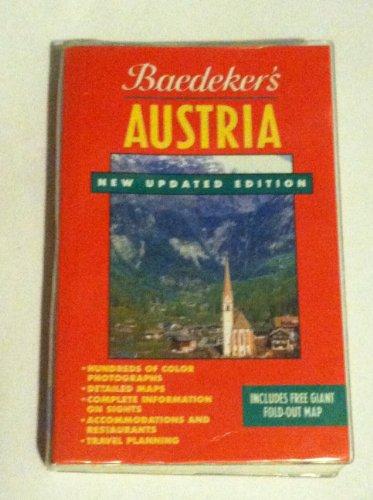 Baedeker Austria (Baedeker's Travel Guides): Baedekers Editors