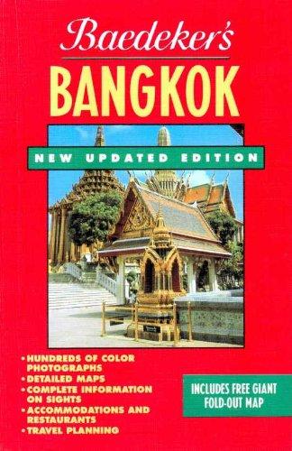 9780130635532: Baedeker Bangkok (Baedeker's Bangkok)