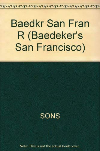9780130636379: Baedeker San Francisco (Baedeker's San Francisco)