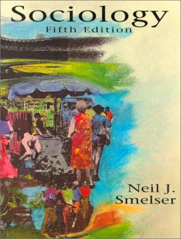 9780130638359: Sociology: An Introduction