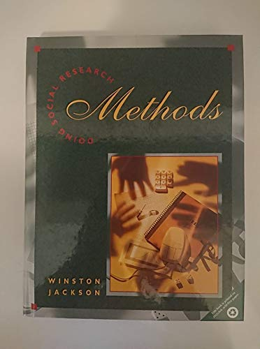 9780130640314: Methods: Doing Social Research