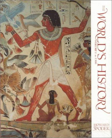 9780130643124: World's History