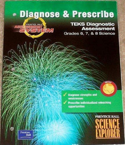 Diagnose and Prescribe--TEKS Diagnostic Assessment (Prentice Hall: Prentice Hall