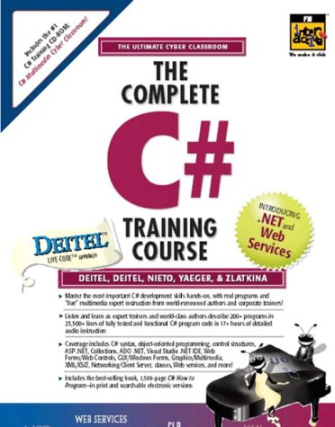 Complete C+ Training Course (0130645869) by Harvey M. Deitel; Paul J. Deitel; Tem R. Nieto; Cheryl Yaeger; Marina Zlatkina