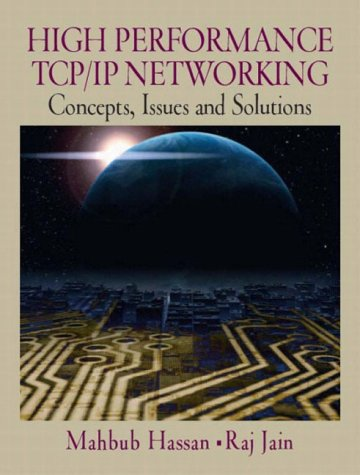 9780130646347: High Performance TCP IP Networking