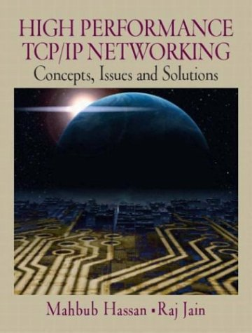 9780130646347: High Performance TCP/IP Networking