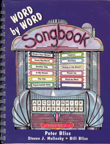 9780130647672: Word by Word Songbook, Vol. 1