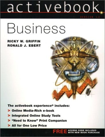 9780130648501: Activebook, Business