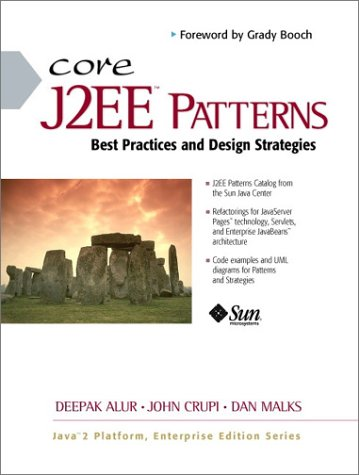 9780130648846: Core J2EE Patterns: Best Practices and Design Strategies