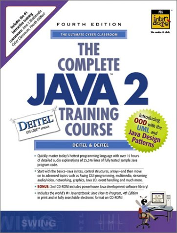 9780130649317: Complete Java 2 Training Course, The (4th Edition)