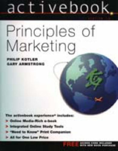 9780130649706: Principles of Marketing: European Edition