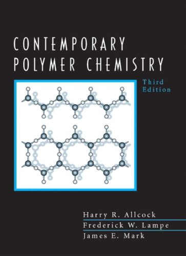 9780130650566: Contemporary Polymer Chemistry (3rd Edition)