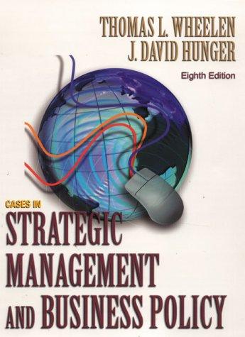9780130651327: Cases in Strategic Management