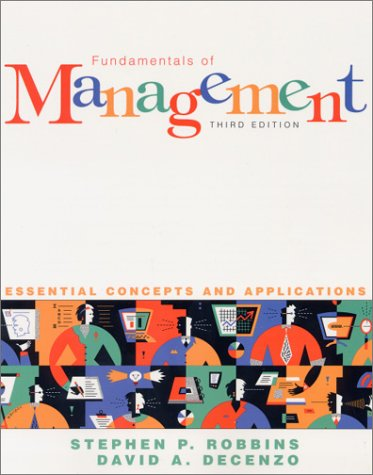9780130651334: Fundamentals of Management E-Business (3rd Edition)