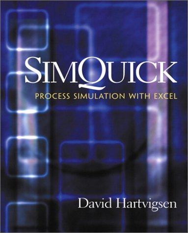 9780130651488: SimQuick: Process Simulation with Excel