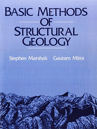 9780130651785: Basic Methods of Structural Geology