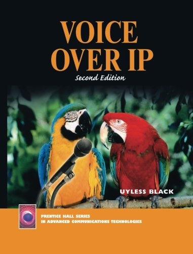 9780130652041: Voice Over IP (2nd Edition)
