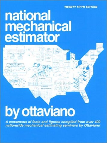 9780130652096: National Mechanical Estimator (25th Edition)