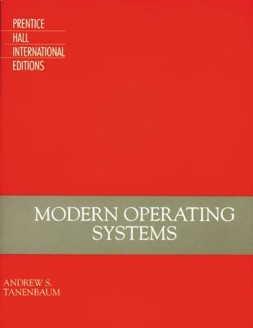 9780130653765: Modern Operating Systems