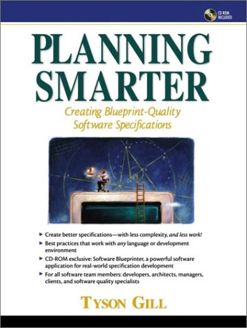 9780130654144: Planning Smarter: Creating Blueprint-Quality Software Specifications