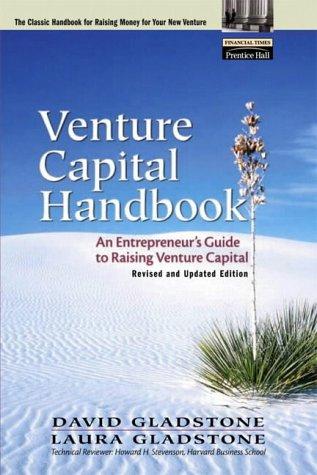 9780130654939: Venture Capital Handbook: an Entrepreneur's Guide (Rev&Updtd)