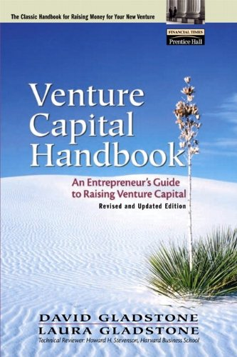 9780130654939: Venture Capital Handbook: An Entrepreneur's Guide to Raising Venture Capital, Revised and Updated Edition