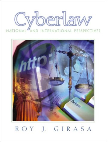 9780130655646: Cyberlaw: National and International Perspectives