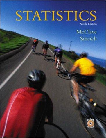 9780130655981: Statistics (9th Edition)