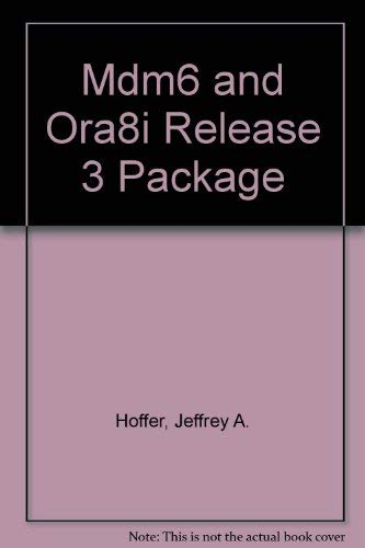 9780130656261: Mdm6 and Ora8i Release 3 Package