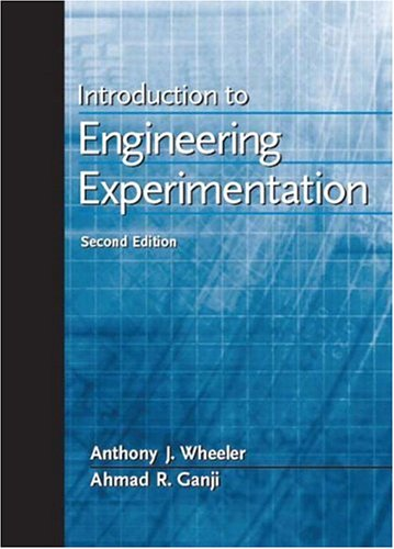9780130658449: Introduction to Engineering Experimentation