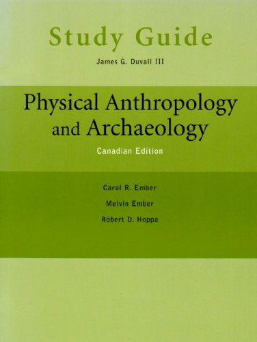 9780130658760: Physical Anthropology and Archaeology