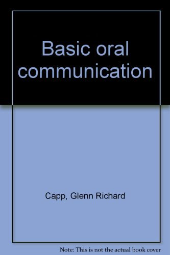 9780130659217: Basic Oral Communication