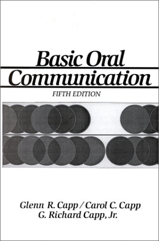 9780130659965: Basic Oral Communication