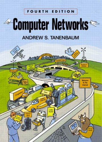 9780130661029: Computer Networks (4th Edition)