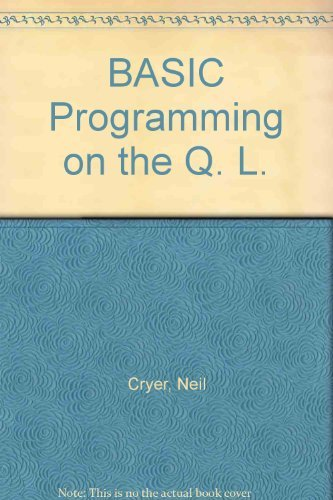 9780130661432: BASIC Programming on the Q. L.