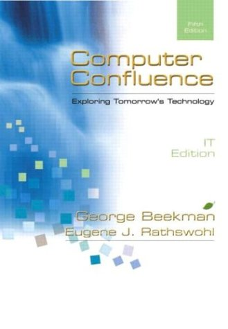 9780130661852: Computer Confluence IT Edition